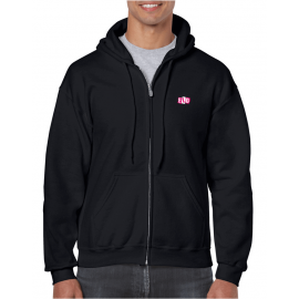 ELD Adult original heavy blend full zip hoodie sweatshirt