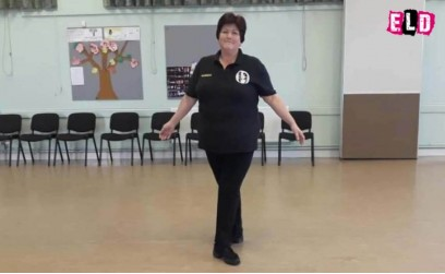 Noreen Wall - Line Dancing through Lock Down