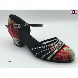 Diamante Elegant full ladies line dance shoe