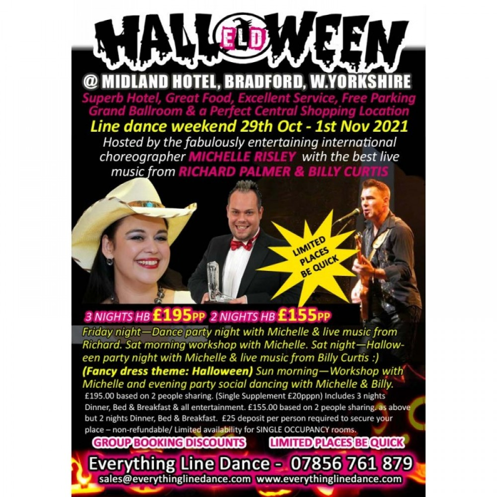 Yorkshire Halloween Weekend - Oct 2021