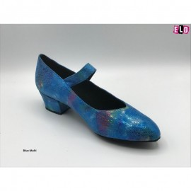 Comfortable Stylish Line Dance Shoes with Velcro Strap