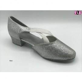 Practice Crossover ladies line dance shoes