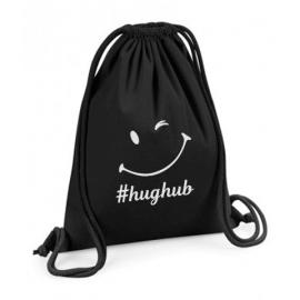 Hughub Organic Premium Cotton Gym Bag - 5 colours