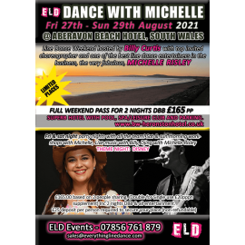 South Wales 27-29 Aug 2021 - Dance with Michelle